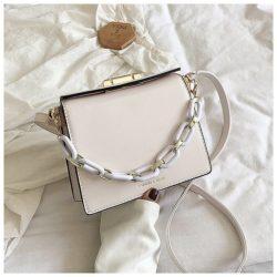 JT18140-beige Tas Selempang Fashion Modis Wanita Cantik Import