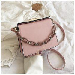 JT18140-pink Tas Selempang Fashion Modis Wanita Cantik Import