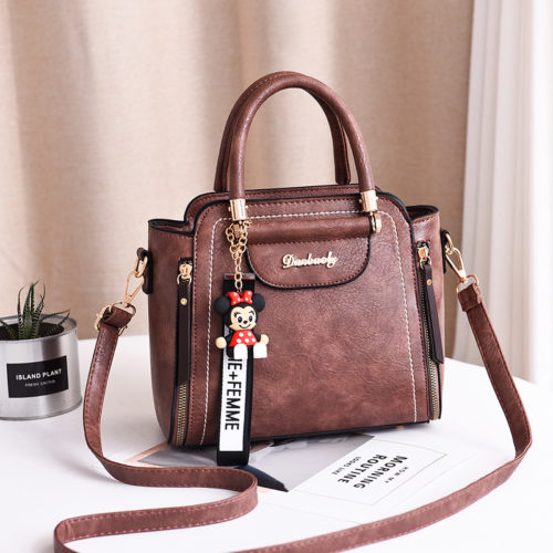 JT1816 IDR.169.000 MATERIAL PU SIZE WEIGHT COLOR DARKPINK
