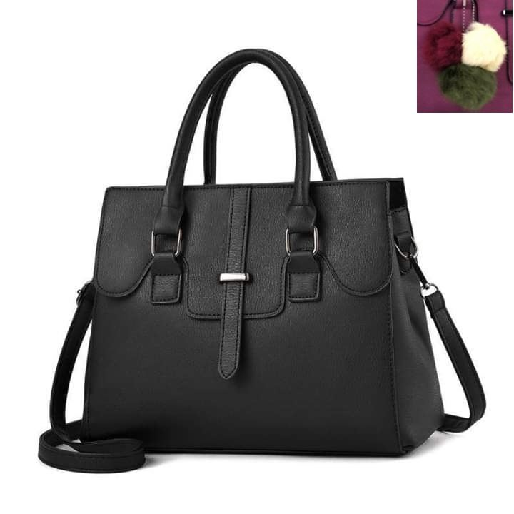 JT18362 IDR.180.000 MATERIAL PU SIZE L30XH22XW13CM WEIGHT 1000GR COLOR BLACK