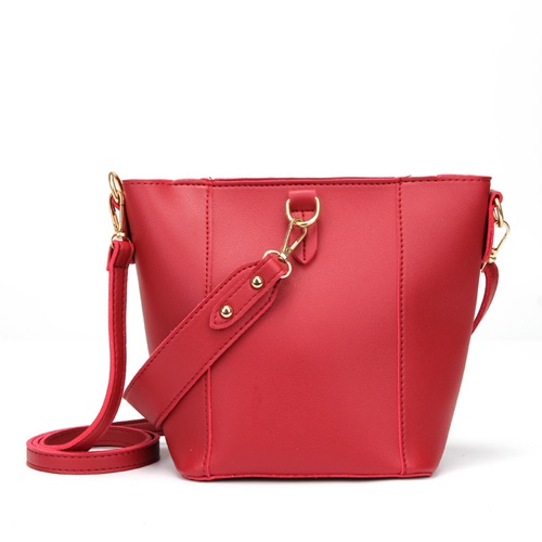 JT1837 IDR.125.000 MATERIAL PU SIZE L26XH19XW12CM WEIGHT 500GR COLOR RED