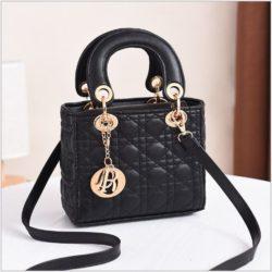 JT18605-black Tas Pesta Wanita Elegan Terbaru Import