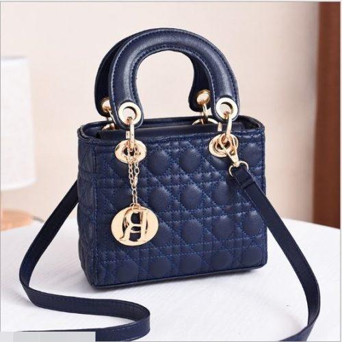 JT18605-blue Tas Pesta Wanita Elegan Terbaru Import