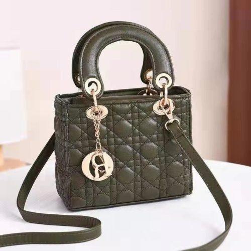 JT18605-green Tas Pesta Wanita Elegan Terbaru Import