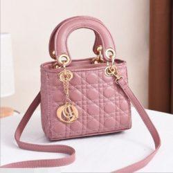 JT18605-pink Tas Pesta Wanita Elegan Terbaru Import