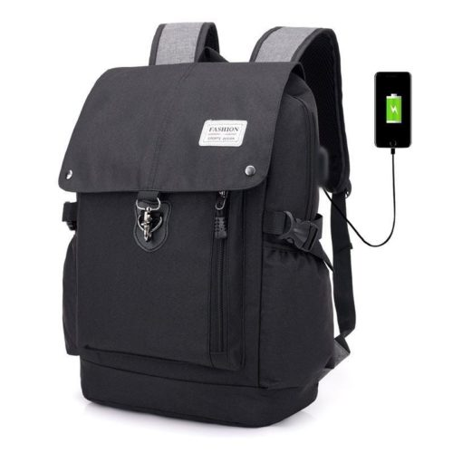 JT1902-black Tas Ransel Fashion Unisex Kekinian Import