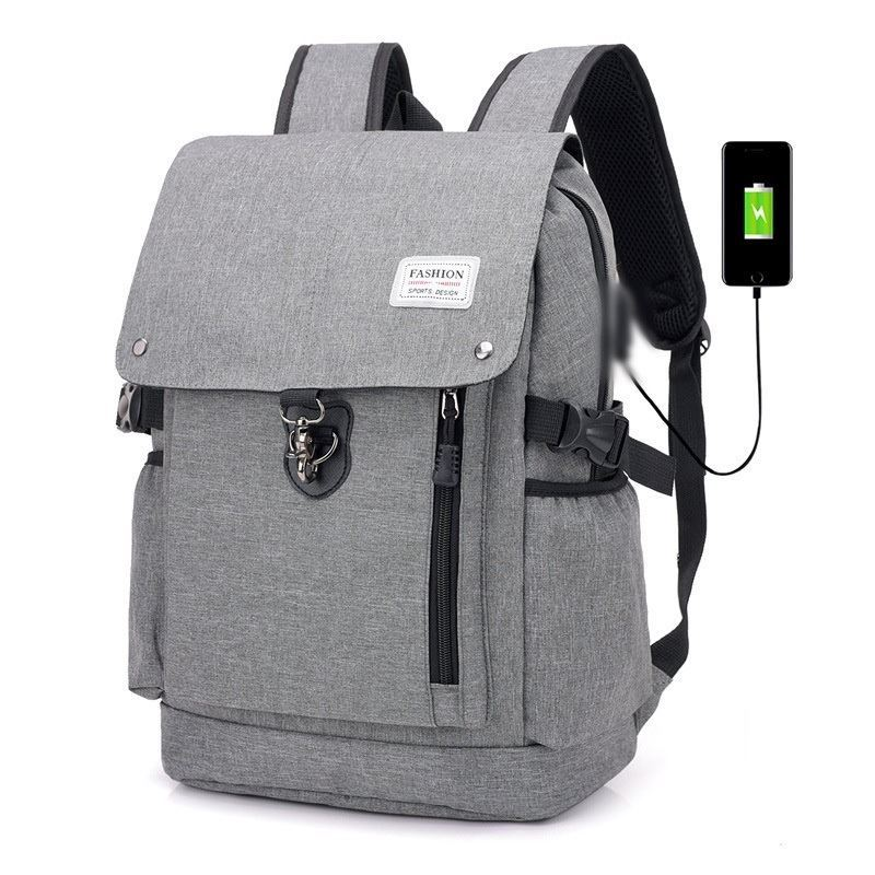 JT1902 IDR.178.000 MATERIAL POLYESTER SIZE L31XH47XW15CM WEIGHT 700GR COLOR LIGHTGRAY