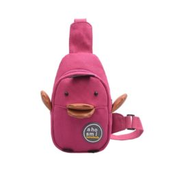 JT19130-rose Sling Bag Unisex Lucu Import Kekinian