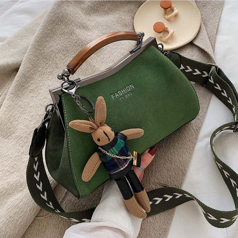 JT1952 IDR.197.000 MATERIAL PU SIZE L17-26XH16XW10CM WEIGHT 600GR COLOR GREEN