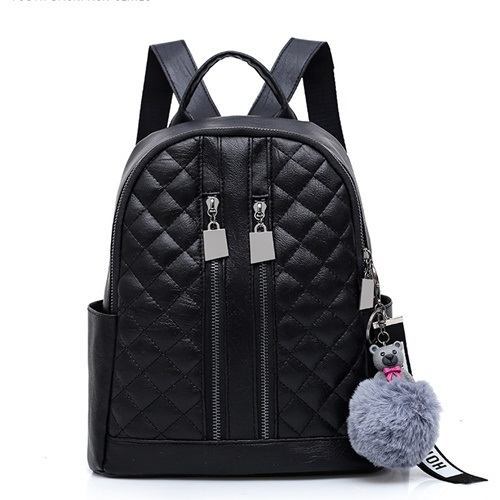 JT197 IDR.160.000 MATERIAL PU SIZE L26XH28XW12CM WEIGHT 600GR COLOR BLACK