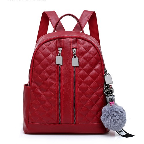 JT197 IDR.160.000 MATERIAL PU SIZE L26XH28XW12CM WEIGHT 600GR COLOR RED