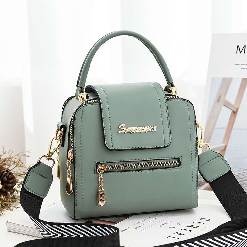 JT2008 IDR.179.000 MATERIAL PU SIZE L18XH16XW10CM WEIGHT 600GR COLOR GREEN