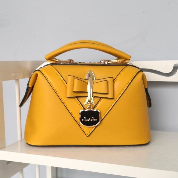 JT20149 IDR.180.000 MATERIAL PU SIZE L25XH16XW13CM WEIGHT 730GR COLOR YELLOW