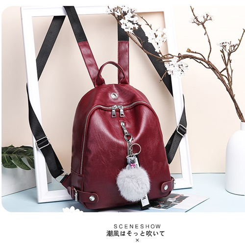 JT2081 IDR.150.000 MATERIAL PU SIZE L25XH30XW13CM WEIGHT 600GR COLOR RED