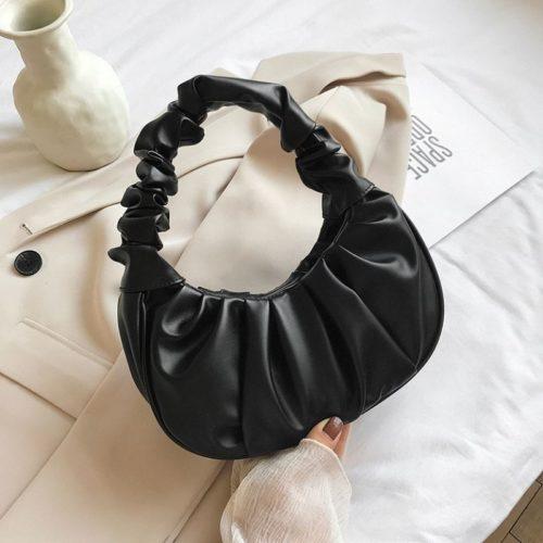 JT2429-black Tas Shoulder Bag Fashion Wanita Cantik