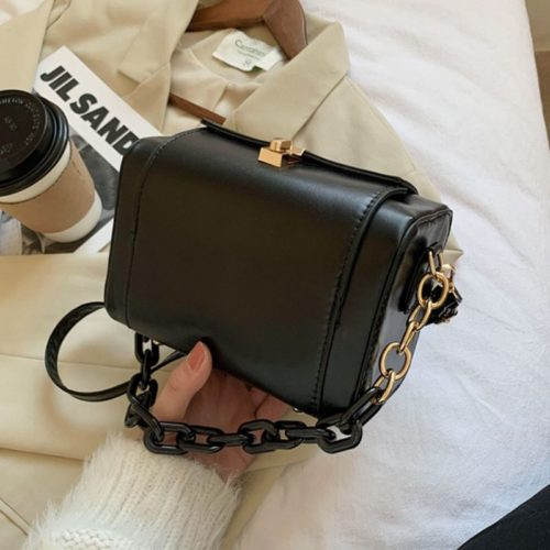 JT25820-black Tas Selempang Fashion Modis Wanita Cantik Terbaru