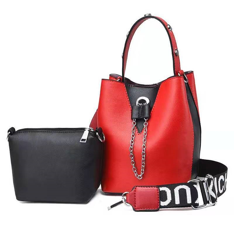 JT2591 (2IN1) IDR.165.000 MATERIAL PU SIZE WEIGHT COLOR RED