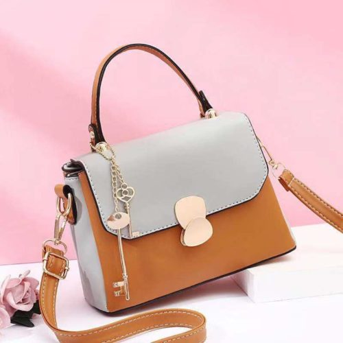 JT2592-blue Tas Selempang Fashion Import Wanita Cantik