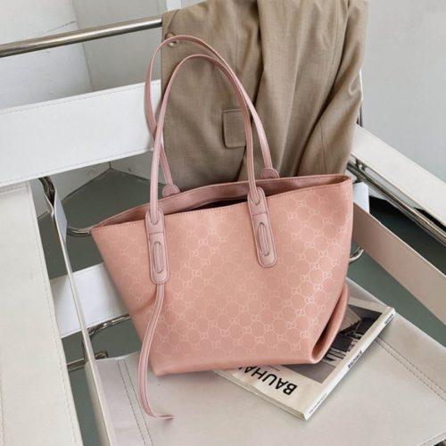 JT26738-pink Tas Selempang Fashion Elegan Wanita Cantik Import