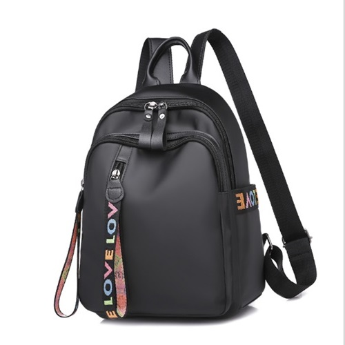 JT285 IDR.138.000 MATERIAL NYLON SIZE L25XH30XW15CM WEIGHT 430GR COLOR BLACK