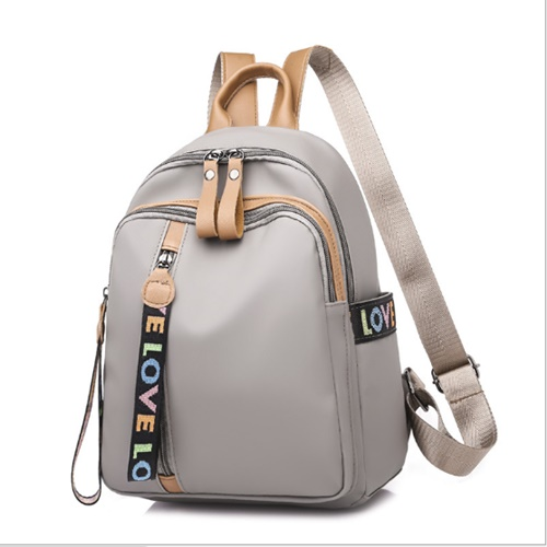 JT285 IDR.138.000 MATERIAL NYLON SIZE L25XH30XW15CM WEIGHT 430GR COLOR GRAY