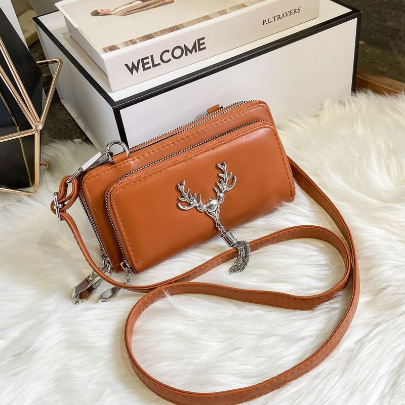 JT28765 IDR.155.000 MATERIAL PU SIZE L20XH10XW6CM WEIGHT 450GR COLOR BROWN