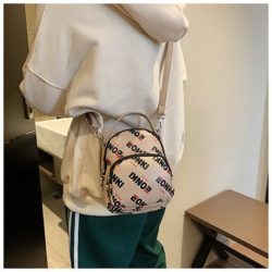 JT3017-khaki Tas Selempang Mini Stylish Kekinian Import