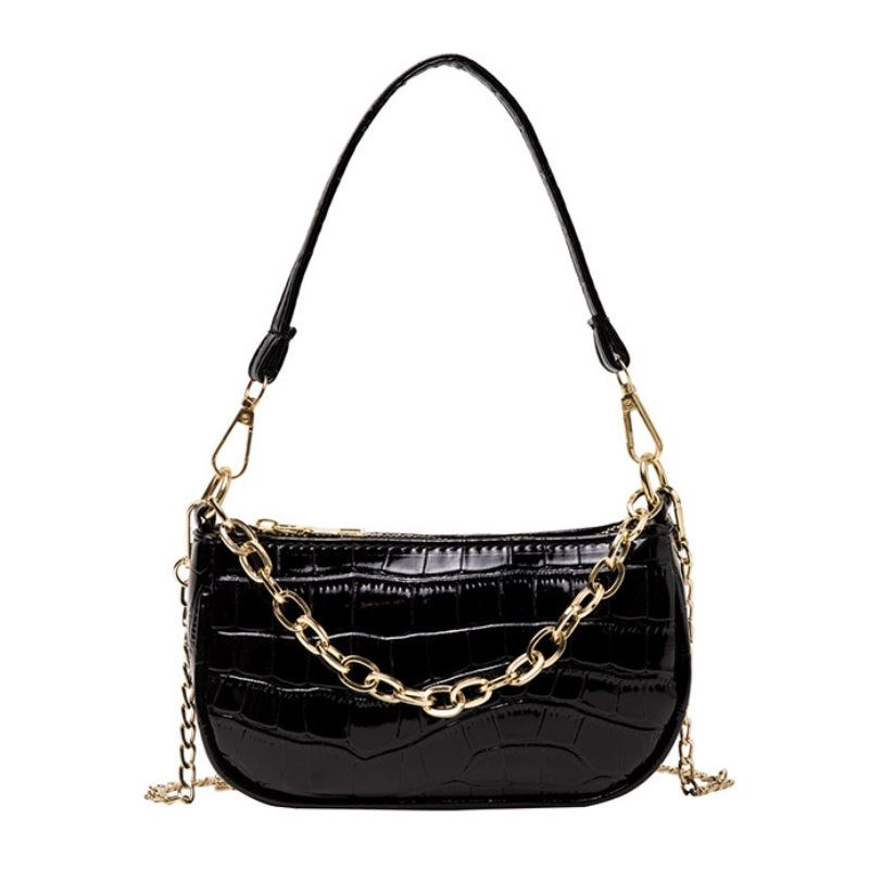 JT3026 IDR.135.000 MATERIAL PU SIZE L19XH10XW5CM WEIGHT 400GR COLOR BLACK