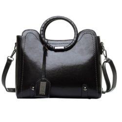 JT30352-darkgray Tas Hand Bag Selempang Wanita Elegan Import