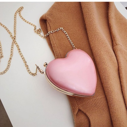 JT3052 IDR.152.000 MATERIAL PU SIZE L15XH13XW2CM WEIGHT 450GR COLOR PINK