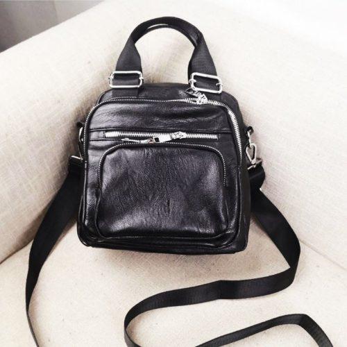 JT3087-black Tas Selempang Fashion Modis Wanita Cantik