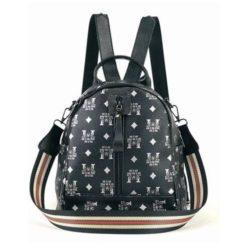 JT30902-black Tas Ransel Stylish Terbaru Wanita Cantik