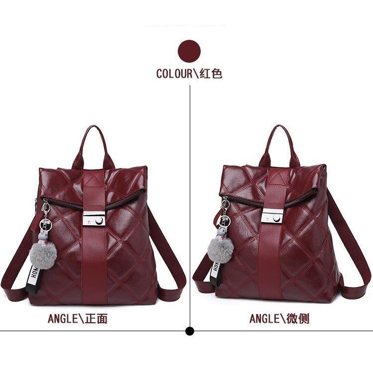 JT313468 IDR.152.000 MATERIAL PU SIZE L30XH29XW13CM WEIGHT 650GR COLOR RED