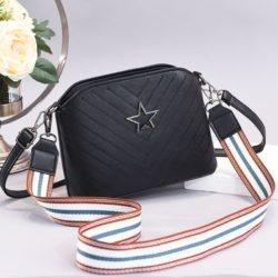 JT3175-star Shoulder Bag Selempang Cantik 2 Talpan Import
