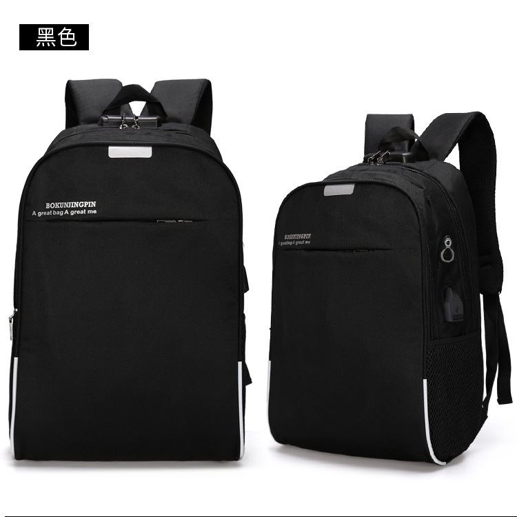 JT321 IDR.153.000 MATERIAL OXFORD L28XH44XW12CM WEIGHT 650GR COLOR BLACK