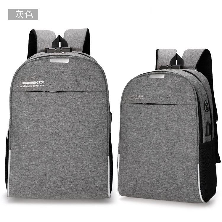 JT321 IDR.153.000 MATERIAL OXFORD L28XH44XW12CM WEIGHT 650GR COLOR GRAY