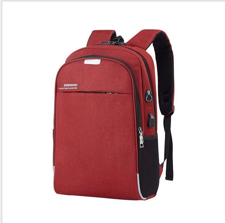 JT321 IDR.153.000 MATERIAL OXFORD L28XH44XW12CM WEIGHT 650GR COLOR RED
