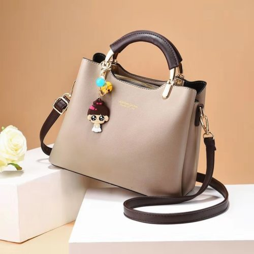 JT328 IDR.169.000 MATERIAL PU SIZE WEIGHT COLOR KHAKI