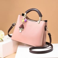 JT328 IDR.169.000 MATERIAL PU SIZE WEIGHT COLOR PINK