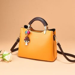 JT328 IDR.169.000 MATERIAL PU SIZE WEIGHT COLOR YELLOW