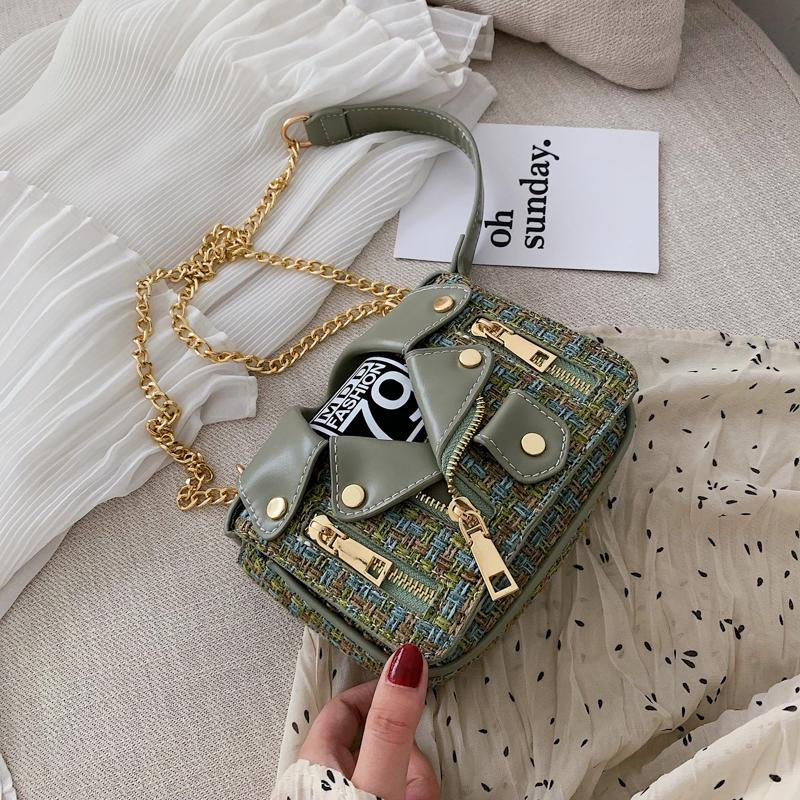 JT33509 IDR.185.000 MATERIAL CLOTH SIZE L18XH15XW6CM WEIGHT 400GR COLOR GREEN