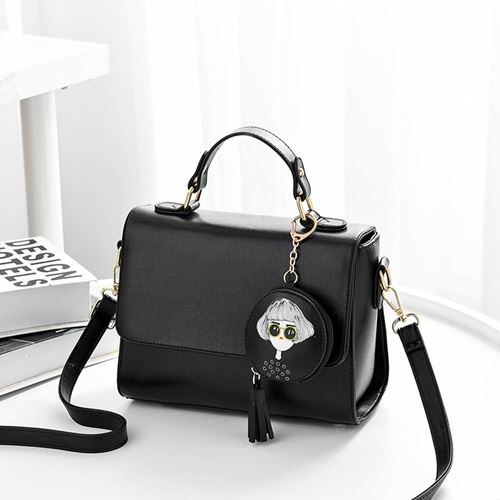 JT337 IDR.163.000 MATERIAL PU SIZE L24XH18XW11CM WEIGHT 600GR COLOR BLACK