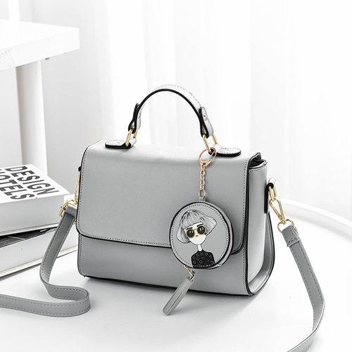 JT337 IDR.163.000 MATERIAL PU SIZE L24XH18XW11CM WEIGHT 600GR COLOR GRAY