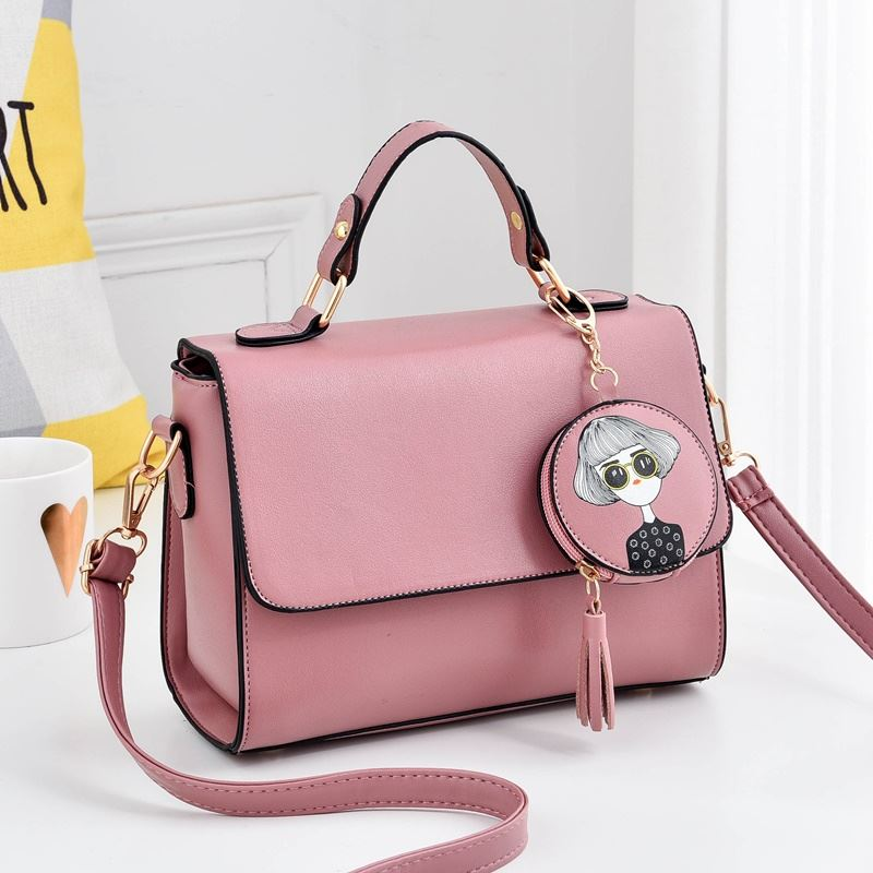 JT337 IDR.163.000 MATERIAL PU SIZE L24XH18XW11CM WEIGHT 600GR COLOR PINK