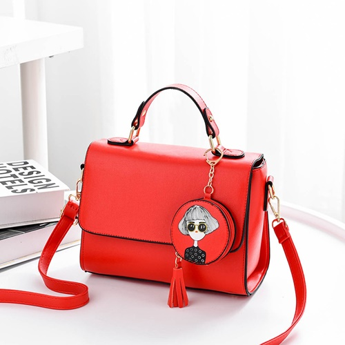 JT337 IDR.163.000 MATERIAL PU SIZE L24XH18XW11CM WEIGHT 600GR COLOR RED