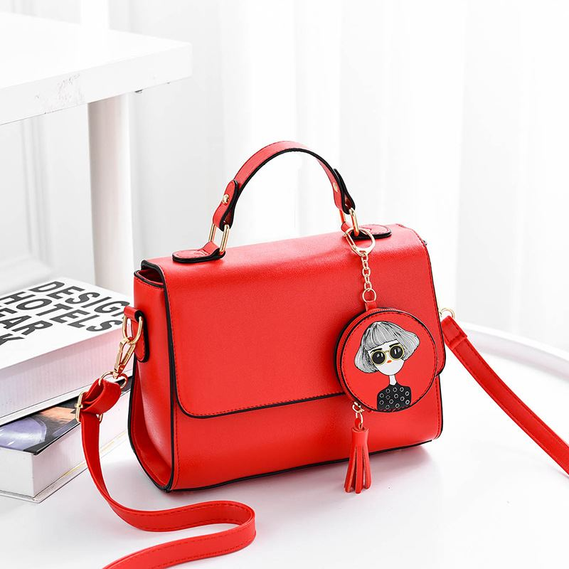 JT337 IDR.163.000 MATERIAL PU SIZE L24XH19XW11.5CM WEIGHT 700GR COLOR RED