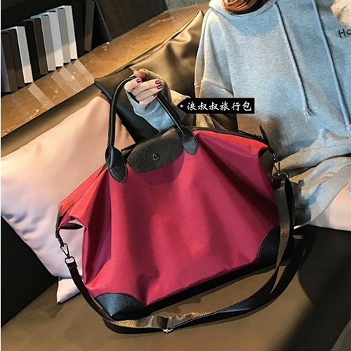 JT3378 IDR.179.000  MATERIAL NYLON SIZE L42XH30XW22CM WEIGHT 750GR COLOR RED