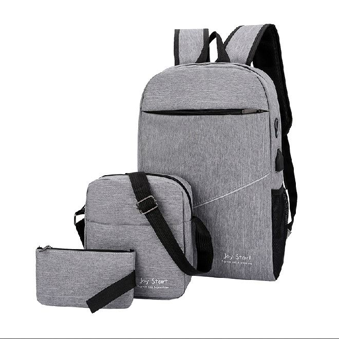 JT3397 IDR.149.000 MATERIAL NYLON SIZE L28XH45XW13CM WEIGHT 600GR (3IN1) COLOR GRAY