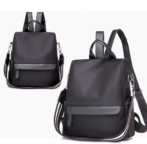 JT3434 IDR.143.000 MATERIAL NYLON SIZE L28XH30XW15CM WEIGHT 500GR COLOR BLACK
