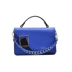 JT34462-blue Tas Handbag Wanita Cantik Import Elegan